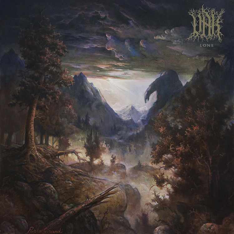 Artwork OAK LONE Transcending Obscurity Records
