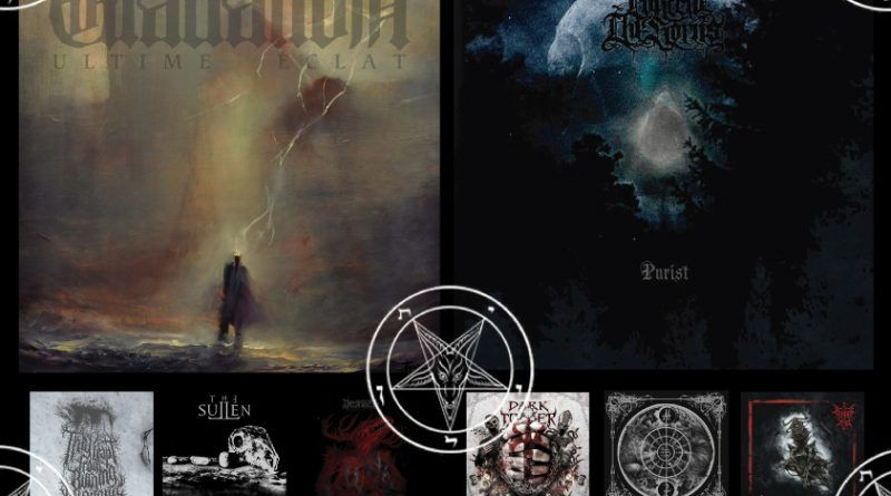 WOM Reviews – Glaciation / To Conceal the Horns / They Leapt From Burning Windows / Dark Tower / The Sullen / Almyrkvi / The Ruins Of Beverast / Dearth / Throne Ov Blood