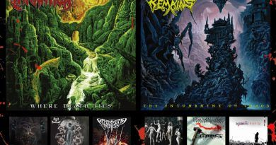 WOM Reviews – Carnation / Skeletal Remains / Abyssal Ascendant / Torchia / Spirit Of Rebellion / Agathocles / Grog / Acherontia Styx / Deathroll