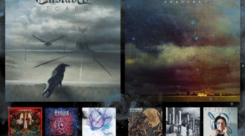 WOM Reviews – Enslaved / Collars / Weesp / Witchwood / The Oneira / Ghost Toast / Gianluca Ferro / GC Project