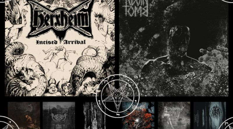 WOM Reviews – Herxheim / Resin Tomb / Fordomth / Vokodlok / Paimonia / Nebelwind / Ritual Clearing / Oci Vlka