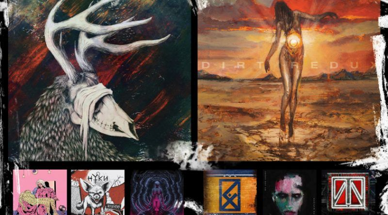WOM Reviews – Svalbard / Dirt [Redux] /Lazy Legs / Bersaerk / Nookie / Marilyn Manson / Project Silence / Slot