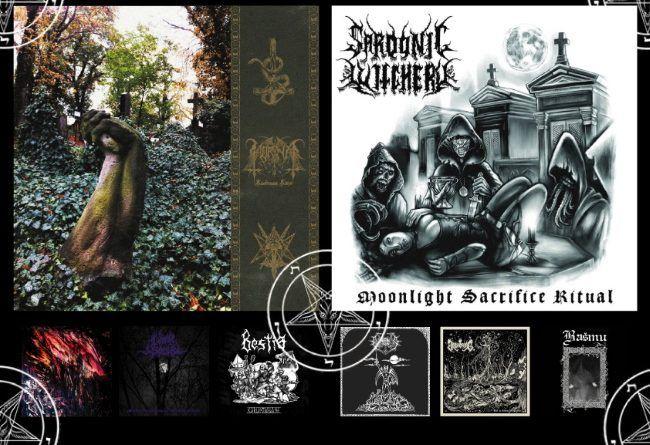 WOM Reviews – Horna / Sardonic Witchery / Verval / Baxaxaxa / Lunar Spells / Bezwering / Bestia / Basmu