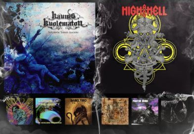 WOM Reviews – Kaunis Kuolematon / High As Hell / Taured / Nibiru / Lords Of The Drift / Babel Trio / Phantom Hound / Demon Head