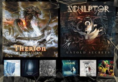 WOM Reviews – Therion / Sculptor / Mitochondrial Sun / Snow White Blood / Ramchat / Aeternitas / Stormkeep / Blood And Thunder