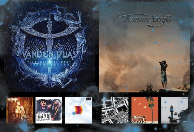 WOM Reviews – Vanden Plas / Tammatoys / Pain Of Salvation / Malcolm Galloway / IT / A Burial At Sea / CB3 / Hats Off Gentlemen It's Adequate