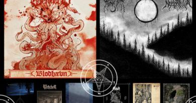 WOM Reviews – Genfærd / Nyctophilia / Hellmoon / Wintarnaht / Amargor / Witcher / Mystagos / À Répit / Betula
