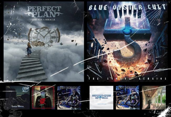 WOM Reviews – Perfect Plan / Blue Oyster Cult / Ruphus / Sapphire Eyes / Kult of The Skull God / Heavy Generation / Depth Hate / Rosslyn