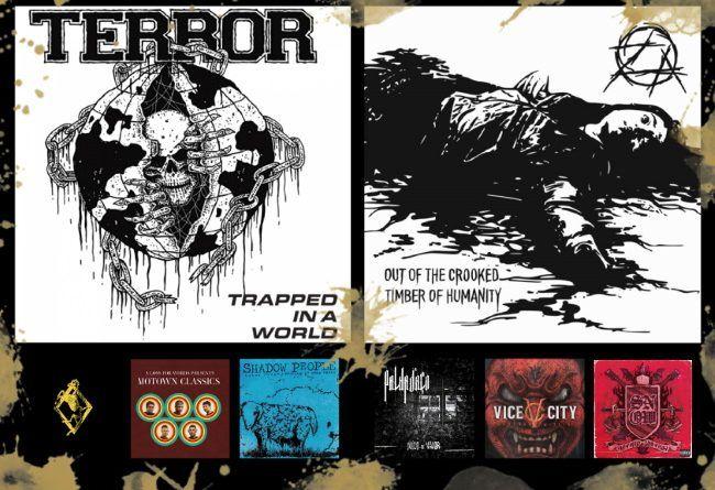 WOM Reviews – Terror / Zero Again / Wojtek / Palha D'Aço / A Loss For Words / Vice City / Shadow People / Snow