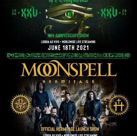 18/19.06.21 – Moonspell – LAV – Lisboa Ao Vivo, Lisboa