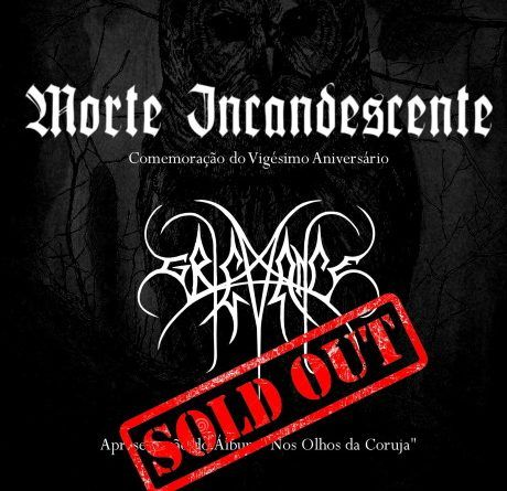 06.06.21 – Morte Incandescente, Grievance – Side B Rocks, Alenquer