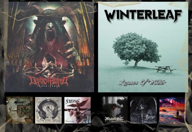 WOM Reviews – Depths Of Hatred / Winterleaf / Hanternoz / Meadows End / Mara / Dargor / Solfernus / Dreams In Fragments