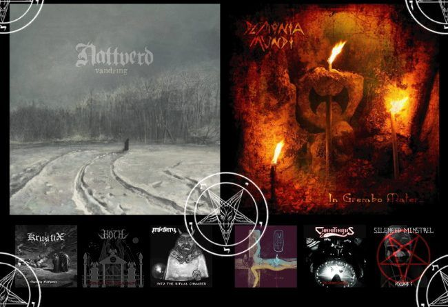 WOM Reviews – Nattverd / Demonia Mundi / Kruzifix / Isgherurd Morth / Hoth / Cunnilingus / Impurity / Silenced Minstrel