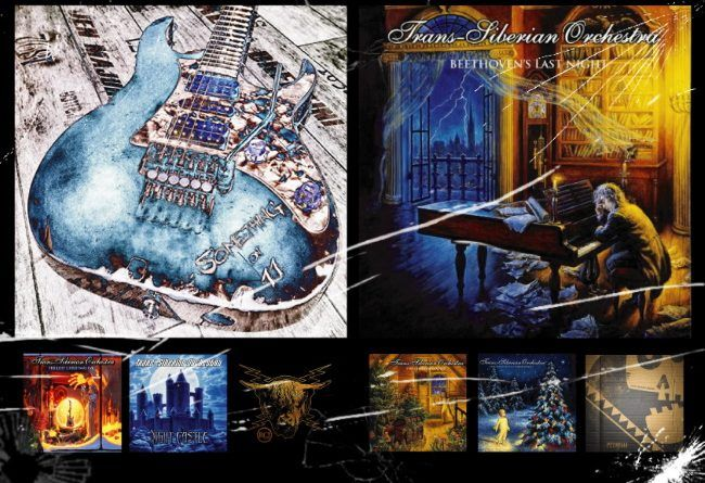 WOM Reviews – Something On 11 / Trans-Siberian Orchestra / Red County Jail / Petrelli