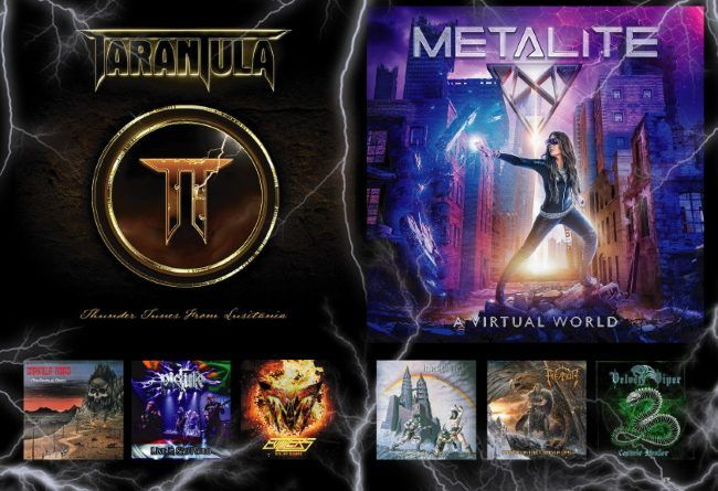 WOM Reviews – Tarantula / Metalite / Manilla Road / Picture / Feanor / Evilizers / Velvet Viper