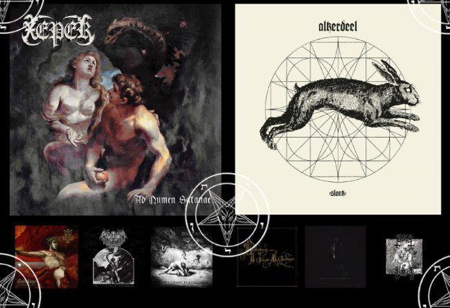 WOM Reviews – Xeper / Alkerdeel / Abigor / Holdlajtorja / Suffering Hour / Meister Leonhardt / Plague Weaver /Chalice / Illska