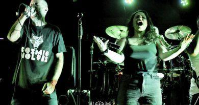 WOM Report – Secret Chord, Needle @ Metalpoint, Porto – 18.09.21