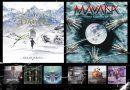 WOM Reviews – Long Shadows Dawn/ Mayank Feat Gui Oliver / Blood Red Saints / Platens Of / Black Stone Cherry / Rekkorder / Spirit Bomb / The Magic Bus