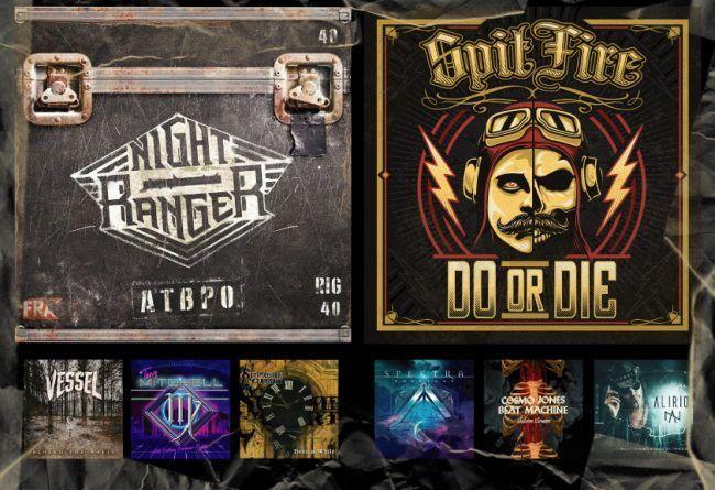 WOM Reviews – Night Ranger / Spitfire / Vessel / Spektra / Tony Mitchell / Cosmo Jones Beat Machine / Supreme Court / Alirio