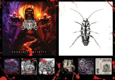WOM Reviews – Reaping Asmodeia / Sad Theory / Ashen / Morgoth / Rotten Coffin / Parasitic Equilibrium / DeadSoulAlliance / Antropomancia