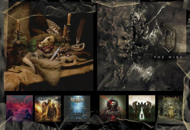 WOM Reviews – Wolves In The Throne Room / Deception / Carchosa / The Agonist / Ad Infinitum / Epica / Imperial Age / Rotting Christ